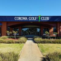 Corowa Golf Club Motel, hotel em Corowa