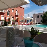 Palatium Mari, hôtel à Capri