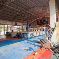 Cong Carter Muay Thai Camp, hotel in Hua Hin