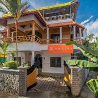 Zostel Kochi, hotel in Cochin