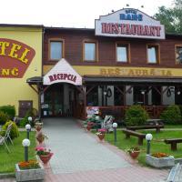Motel Ranč, hotel v Ružomberku
