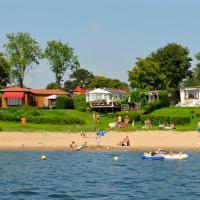 Recreatiepark en Jachthaven Rhederlaagse Meren, hotel in Lathum