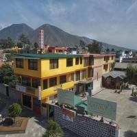 Hostal Sol y Luna, hotel em Quito
