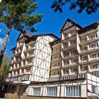 Отель Снежный Барс Чегет