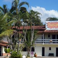 Pousada Do Bosque, hotel in Itajuípe