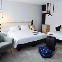 Urban Style Hotel de France, hôtel à Vannes