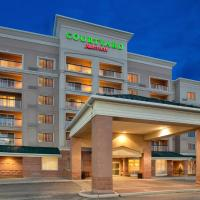 Courtyard by Marriott Toronto Mississauga/Meadowvale, hotel em Mississauga