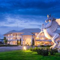 White House, hotel in Tak
