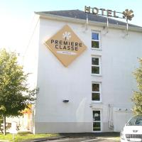 Premiere Classe Bayeux, hotel in Bayeux
