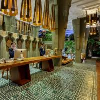 Golden Temple Boutique, hotel in Siem Reap
