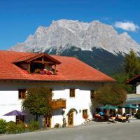 Hotel zum Goldenen Löwen, hotel in Biberwier