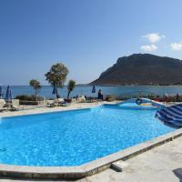 Blue Beach Villas Apartments, hotel in Stavros