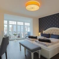 Hotel Strandvilla Janine, Hotel in Borkum