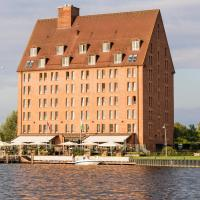 Hotel Speicher am Ziegelsee, hotel in Schwerin