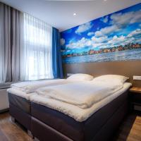 The Old Nickel Hotel, hotel ad Amsterdam, Quartiere a Luci Rosse