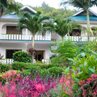 Evergreen Apartments, hotel in Anse Boileau