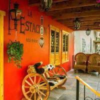 Hotel La Estacion, hotel en Creel