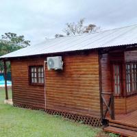 Las Cabanas, hotel in Jardín América