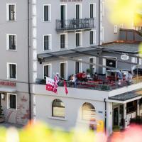 Hotel De Londres, hotel in Brig