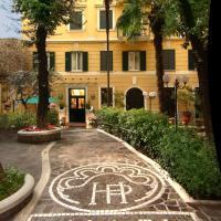 Hotel Villa San Lorenzo Maria, хотел в Рим