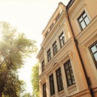 Hotel Villa Anna, hotell i Uppsala