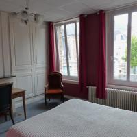 Hotel Victor Hugo, hotel in Amiens