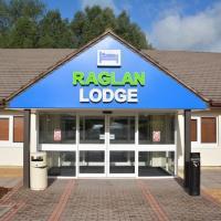 Raglan Lodge, hotel in Monmouth