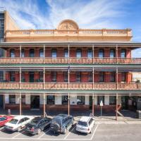 Quality Inn The George Hotel Ballarat, hotel in Ballarat