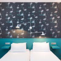 Best Western Hotel Marseille Bourse Vieux Port by Happyculture, hotel in Marseille