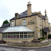 Grouse & Claret, Derby by Marston's Inns, hotel in Matlock