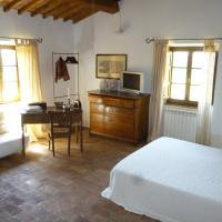 PoggioBa, hôtel à Sovana