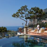 Casa Morgano, отель в Капри