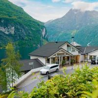 Grande Fjord Hotel, hotell i Geiranger