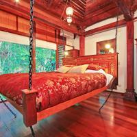 Wollumbin Palms Rainforest Retreat, hotel em Uki