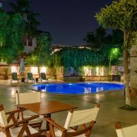 White Garden Hotel, отель в Анталье