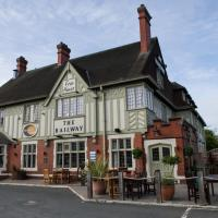 Innkeeper's Lodge Hornchurch, hotel in Hornchurch