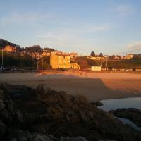 Hostal del Mar, hotel in A Guarda