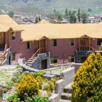 Pozo del Cielo, hotel in Chivay