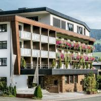Hotel Restaurant Spa Rosengarten, Hotel in Kirchberg in Tirol