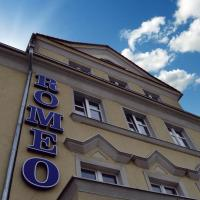 Villa Romeo, hotel in Brzeg