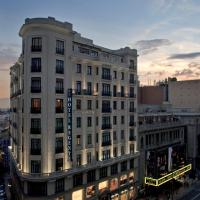 Regente Hotel, ξενοδοχείο στη Μαδρίτη