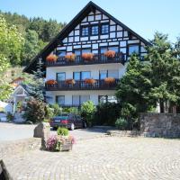 Haus Schnorbus, hotel in Hallenberg
