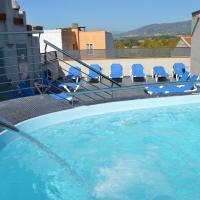 Hotel Ciutadella, hotel in Roses