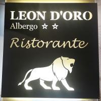 Albergo Ristorante Leon d'Oro, viešbutis mieste Estė