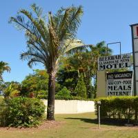 Beerwah Glasshouse Motel, hotel em Beerwah