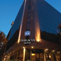 Rosslyn Thracia Hotel Sofia, hotell sihtkohas Sofia