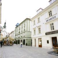 Skaritz Hotel & Residence, отель в Братиславе