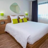 Ténéo Apparthotel Bordeaux Mérignac Aéroport, hotel near Mérignac Airport - BOD, Mérignac