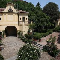 Palazzo Tornielli, hotell i Mombello Monferrato