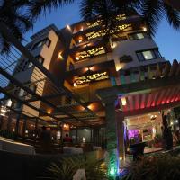 Hotel Hampi International, hotel in Hospet